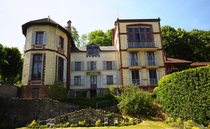 Дом, который купила Франсуаза Саган