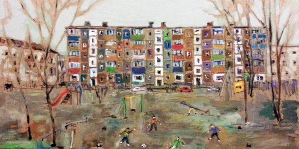 И.Гимранов «Весенний футбол»