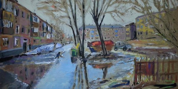 И. Гимранов «Март»