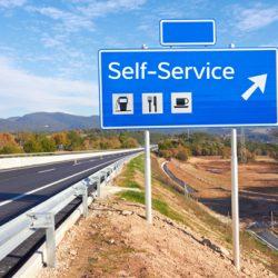 сервис самообслуживание сша