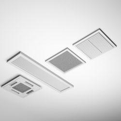 отопление и кондиционер под потолком сша