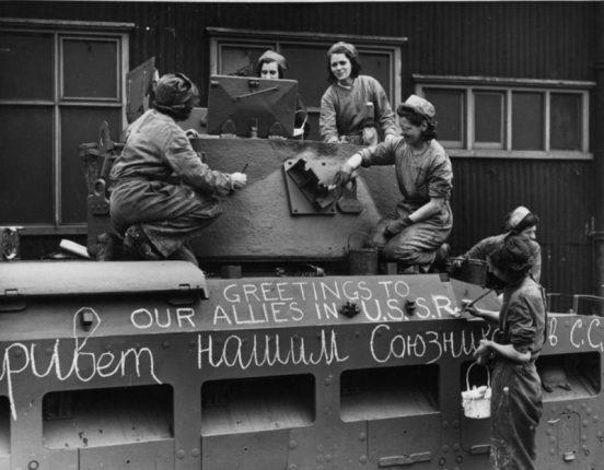 Ленд-лиз или как Америка спасала СССР и Россию